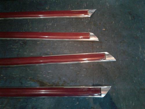 platinas laterales malibu caprice