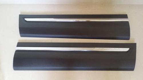 platinas moldura inferiores de puerta explorer platinum 2016
