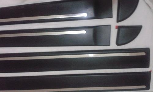 platinas puertas turpial festiva origina saipa juego 6 pzas