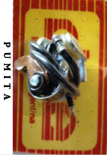 platino pumita 50 cc ciclomotor