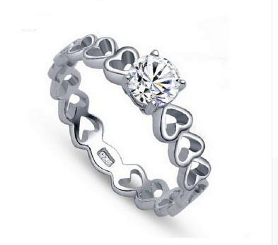 a89d3c5f979d anillos dama moda tipo compromiso platino zirconia mayoreo · anillos  platino zirconia · platino zirconia anillos