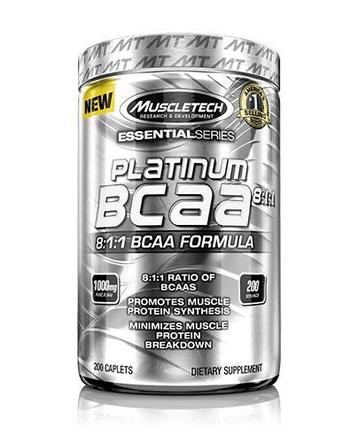 platinum bcaa  8:1:1 1kg 200 servicios