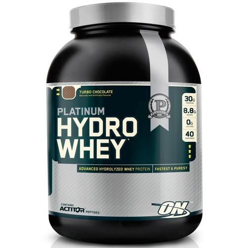 platinum hydro whey (1590g) optimum nutrition