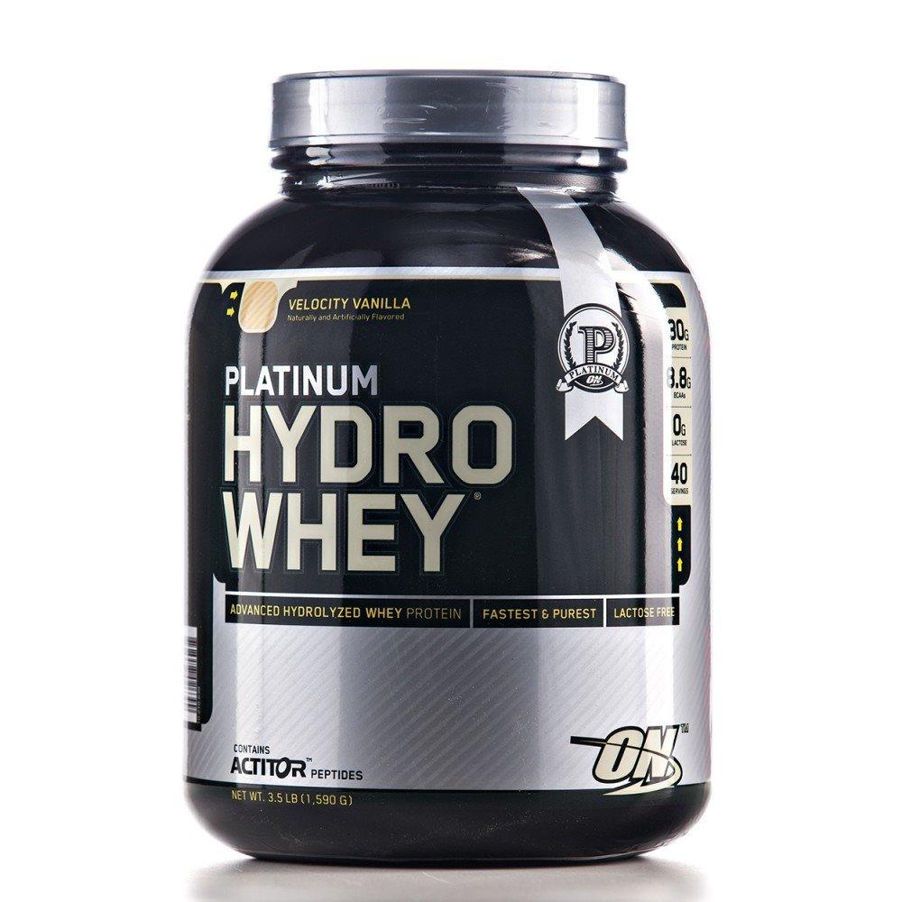 ee71962c5 Características. Marca Optimum Nutrition  Linha Platinum Series  Tipo de  suplemento Proteina  Nome Platinum Hydrowhey ...