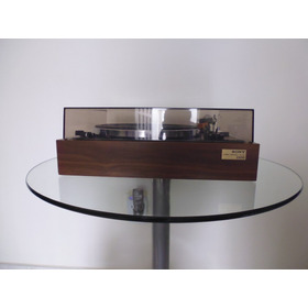 Plato  Sony  Tocadisco Modelo 1100  Stereo Turntable System