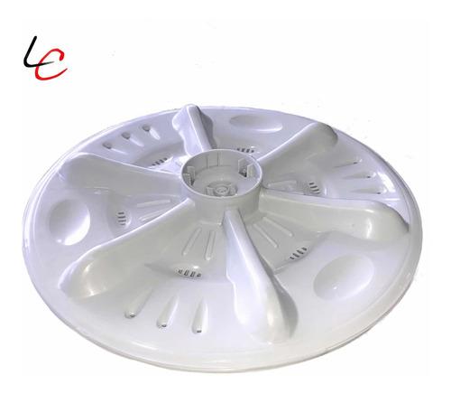 plato agitador lavadora haceb original! 40.9 cms. as520/540