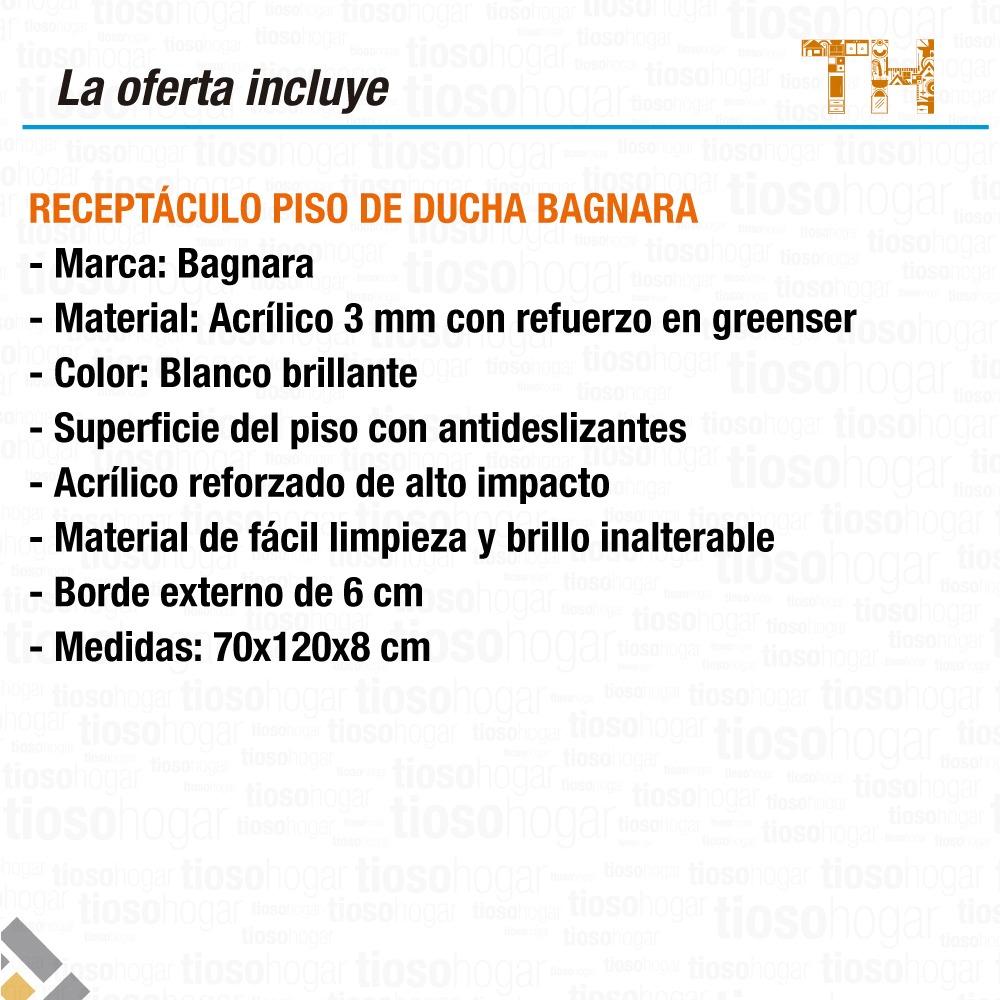 Medidas De Duchas Rectangulares.Plato De Ducha Acrilico Rectangular Antideslizante 120x70