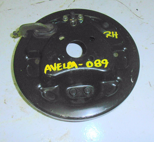 plato de freno trasero derecho kia avella año 1994-1998