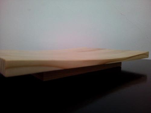 plato de madera para sushi 6 piezas envio gratis