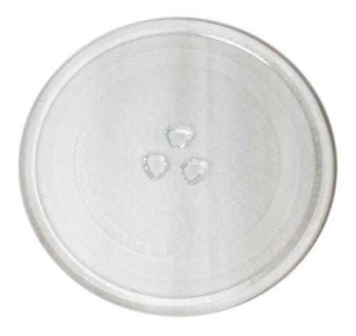 plato de microondas bgh quick chef 3d 20 litros de 24,5cm