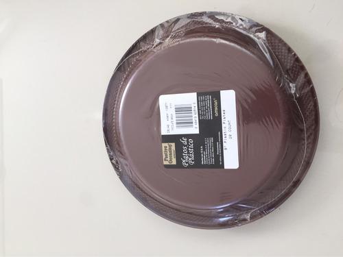 plato de plástico 9
