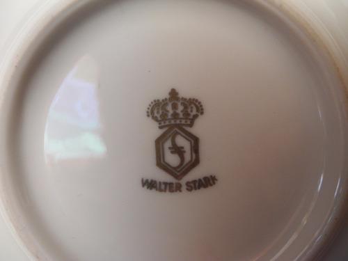plato de porcelana walter stark 30 cm de diametro