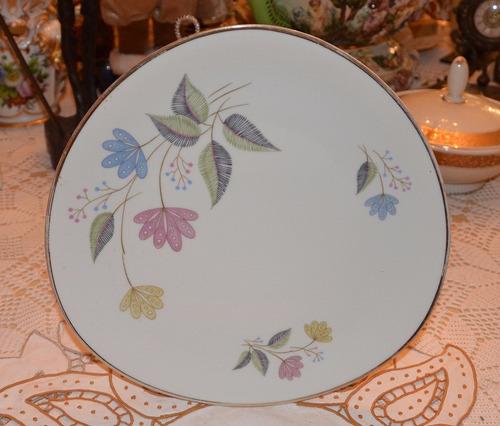 plato de porcelana winterling marktleuthen bavaria.