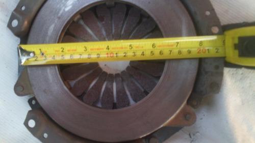plato de presion de accent 1.5 usado 200mm 20v