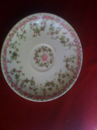 plato de rosas frances