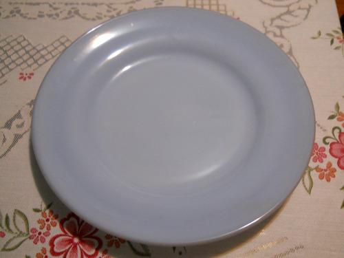 plato de vidrio para tortas masas 29 cm de diámetro rigopal