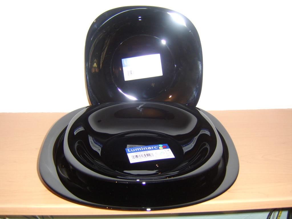 Plato de vidrio templado luminarc cualquier modelo 60 - Platos luminarc precios ...