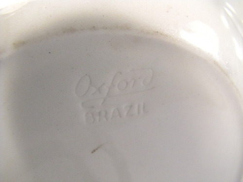 plato decorativo oxford brasileño