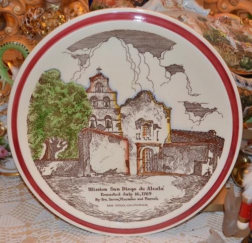 plato decorativo para pared