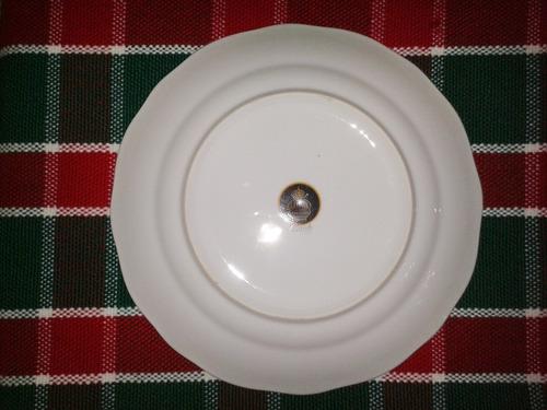 plato decorativo porcelana bavaria