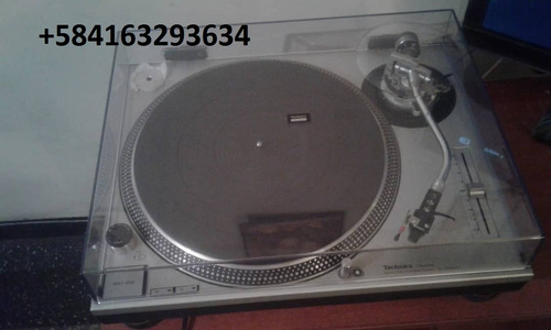 plato discplay technics ml 1200 mk2 vintage para dj