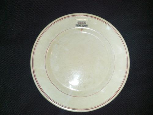 plato fabricado en alemania para el ejercito de chile