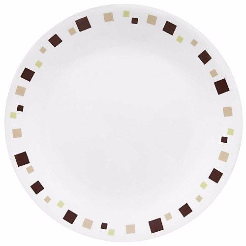 plato geometric 17 cm corelle 1065267 -multicolor