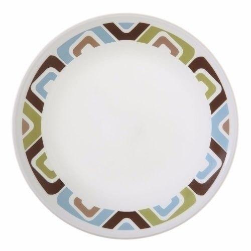plato livingware squared 17 cm corelle 1074230 -multicolor