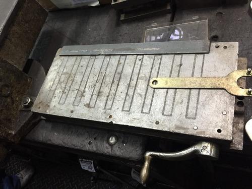 plato magnetico 350mm para rectificadora
