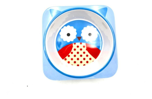 plato melamina cuadrado infantil oferta