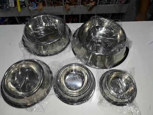 plato para perros y gatos gocy 1 unidad descartable