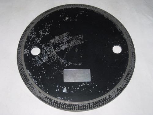 plato para personalizar de tornamesa technics sl 1200