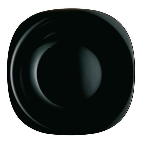 plato playo luminarc carine 27cm vidrio templado