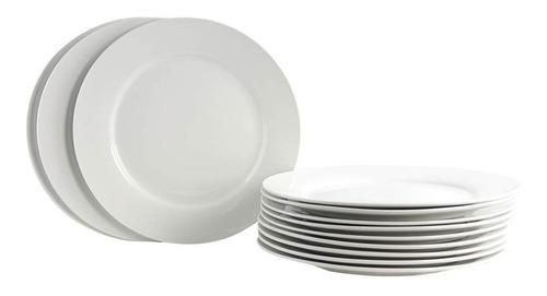 plato postre cerámica 19 cm gibson