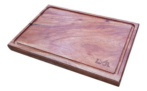 plato tabla corte madera parrilla picadas locos x el asado c
