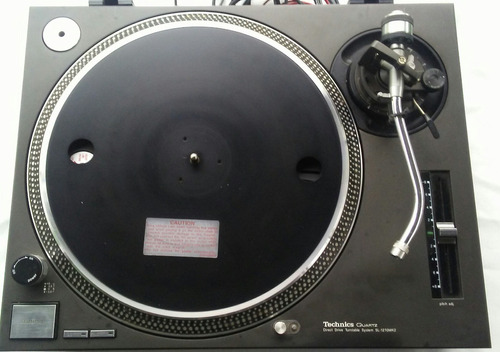 plato technics sl-1210mk2 excelente estado usado
