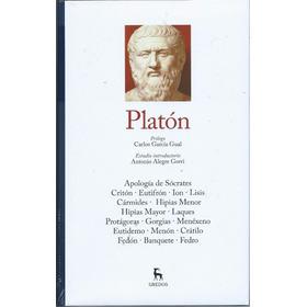 Platon - Obras Completas - 3 Tomos - Gredos - Nuevos Cerrado