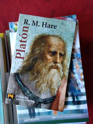platon r.m hare editorial alianza   #33