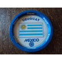 Plato Uruguay Futbol Mundial Mexico 86 Pepsi Deporte Metal
