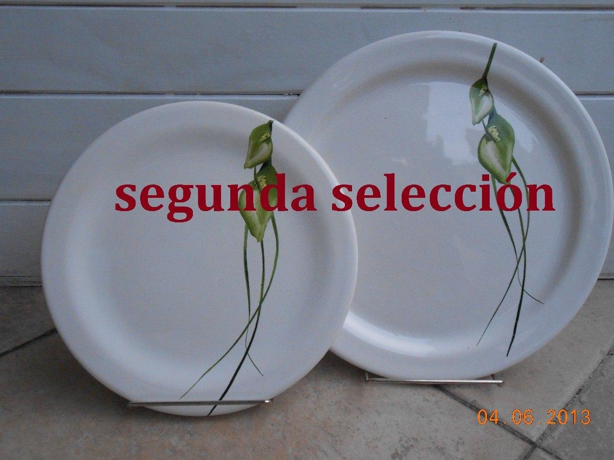 Platos de diseo alta calidad pulgadas de diseo de la flor for Outlet de vajillas