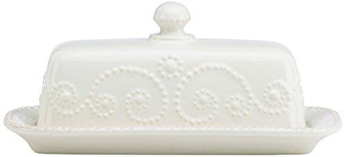 platos de mantequilla,lenox francesa perle plato de mant..