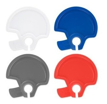 platos football helmet 4pza
