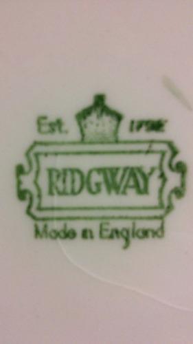 platos ingleses antiguos