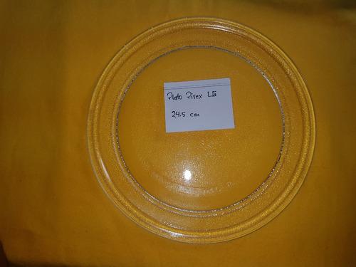 platos lg - hornos microondas
