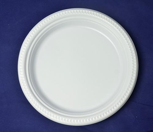 platos plásticos desechables selva pl 9 (50x10)