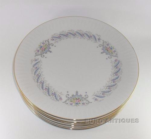 platos playos porcelana tsuji piezas colección reposición