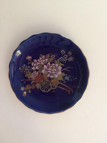 platos porcelana china, deco vintage [9-10-13 cm diám.]