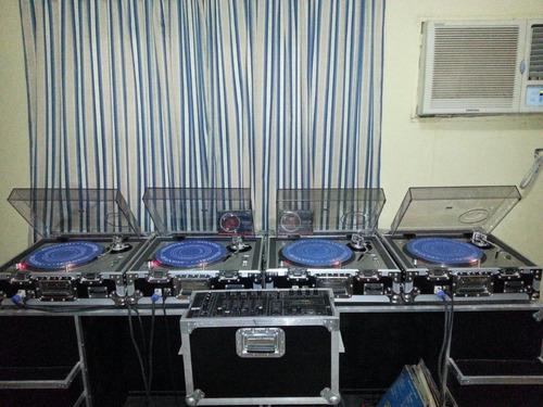 platos technics mk2 tornamesa