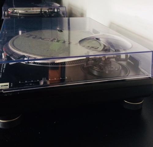 platos technics sl 1210 mk2 black