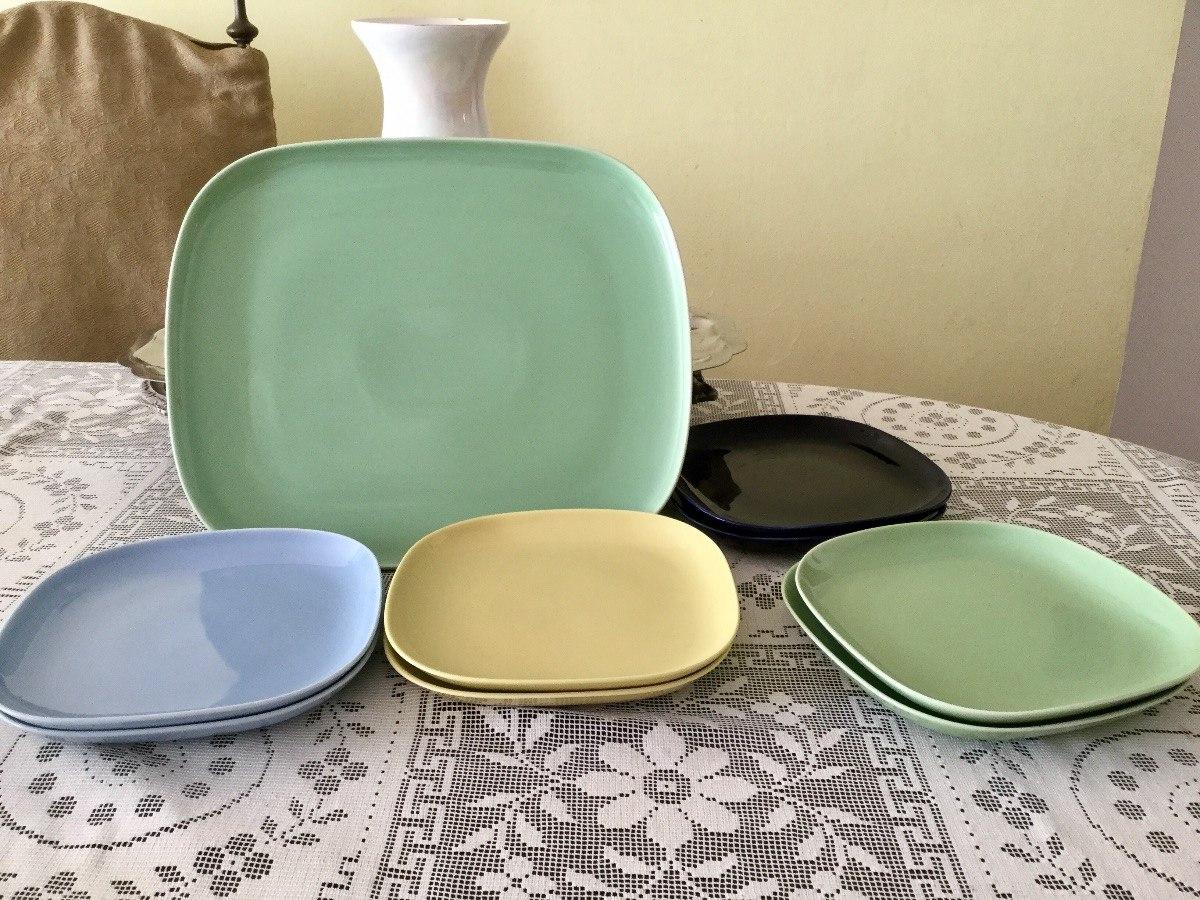 Platos Y Bandeja Ikea 365 En Colores Pastel Italianos Bs 3000 - Colores-ikea